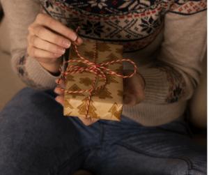 Nikolausgeschenk Weihnachten