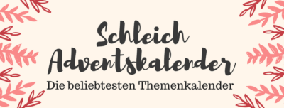 Adventskalender Schleich