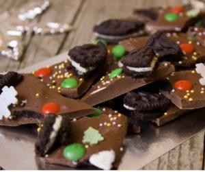 Adventskalender füllen Schokolade