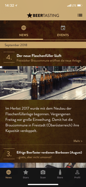 Bier Adventskalender Beer Tasting App News