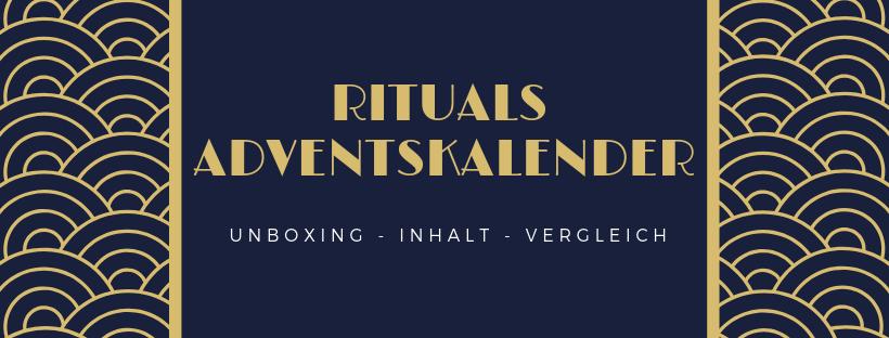 RITUALS Adventskalender