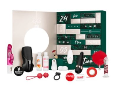 EIS Adventskalender Premium 2019 unboxed