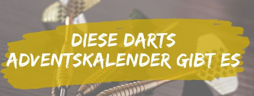 Darts Adventskalender